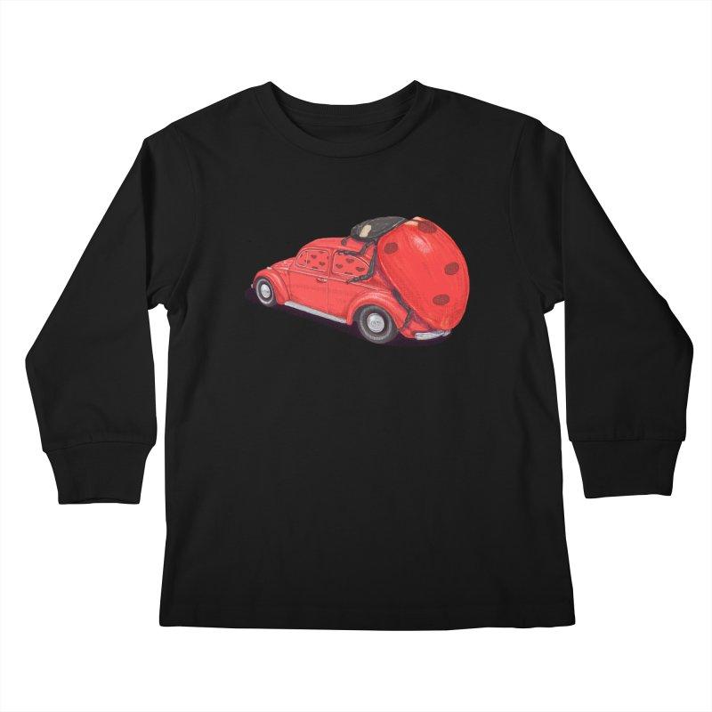 miniatures love Kids Longsleeve T-Shirt by makapa's Artist Shop