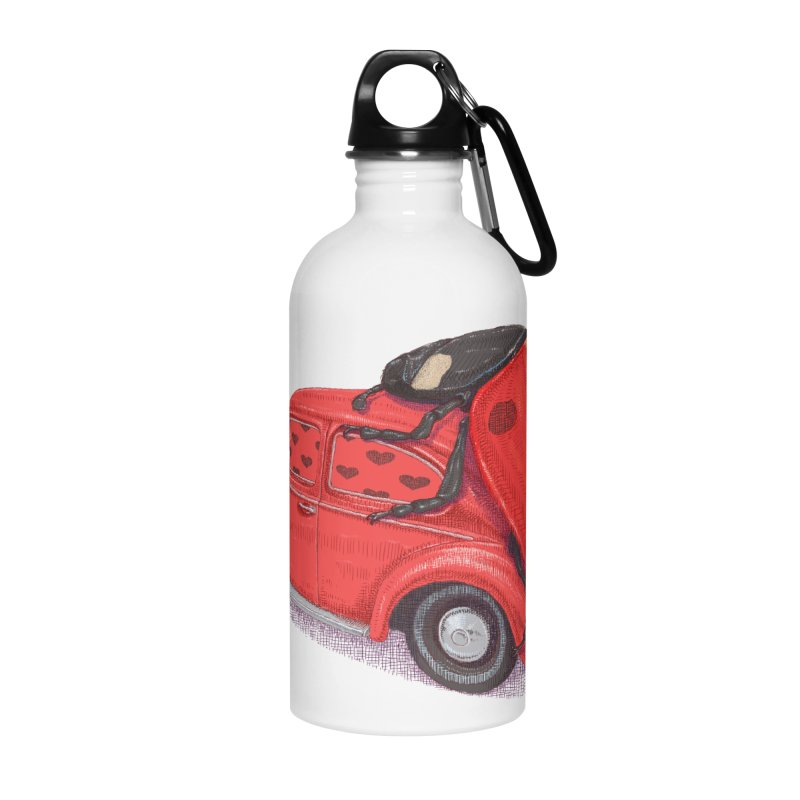 miniatures love Accessories Water Bottle by makapa's Artist Shop