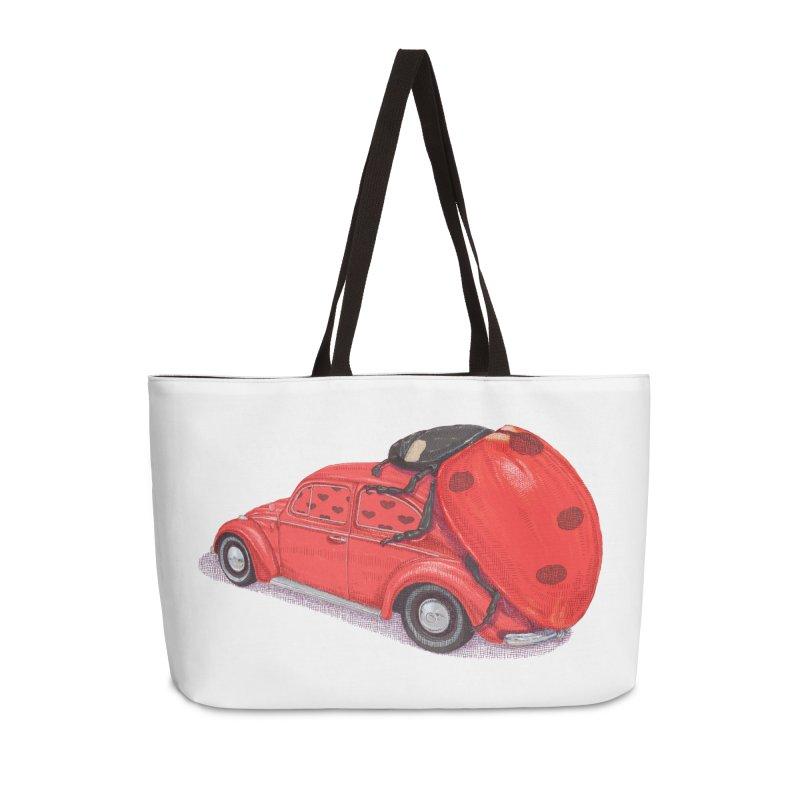miniatures love Accessories Weekender Bag Bag by makapa's Artist Shop
