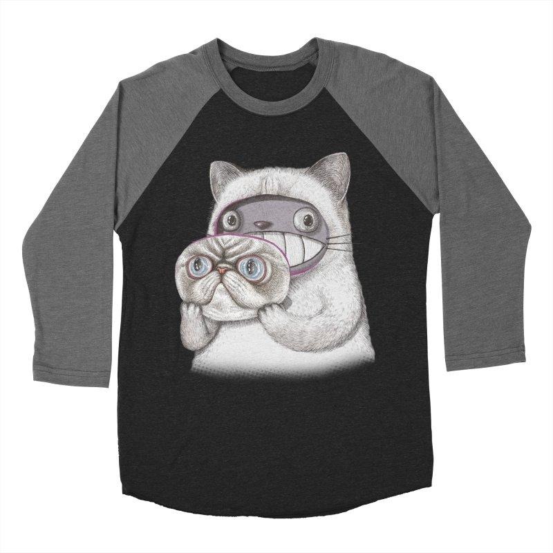 cheeze Men's Longsleeve T-Shirt by makapa's Artist Shop