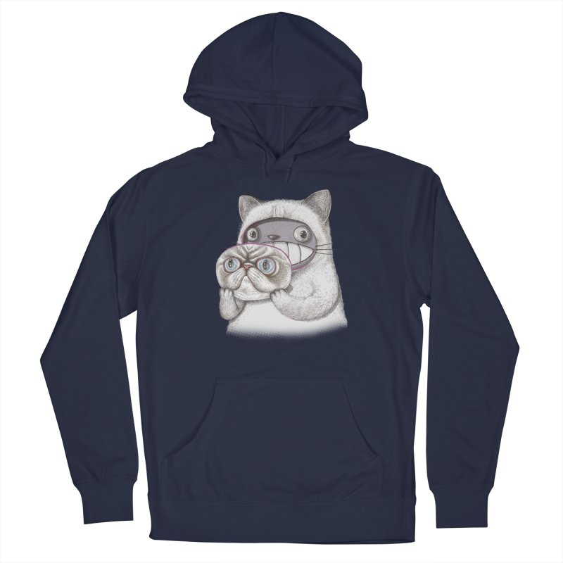 cheeze Men's Pullover Hoody by makapa's Artist Shop