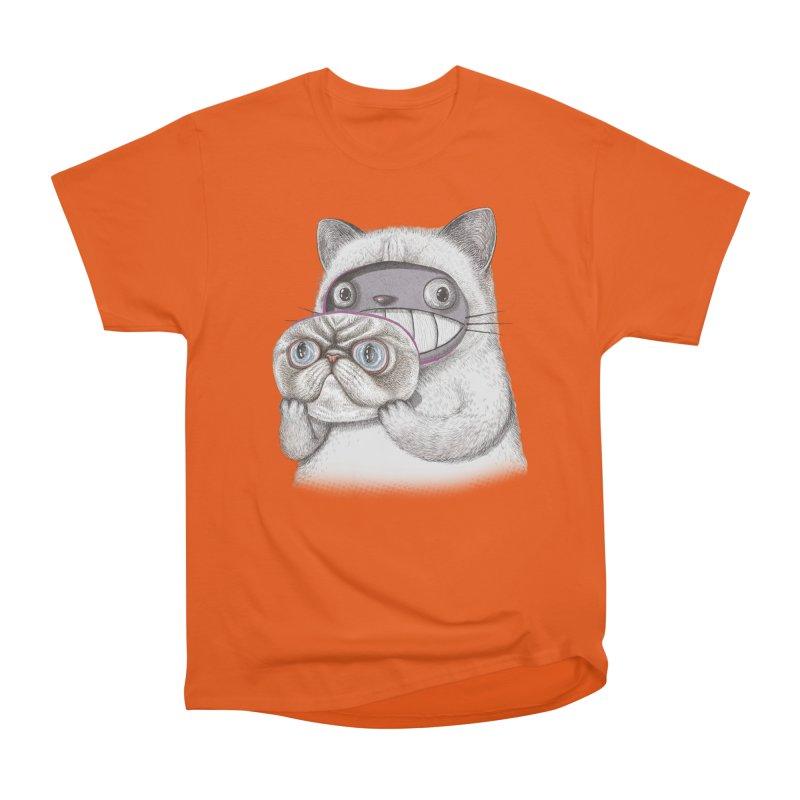 cheeze Women's Heavyweight Unisex T-Shirt by makapa's Artist Shop