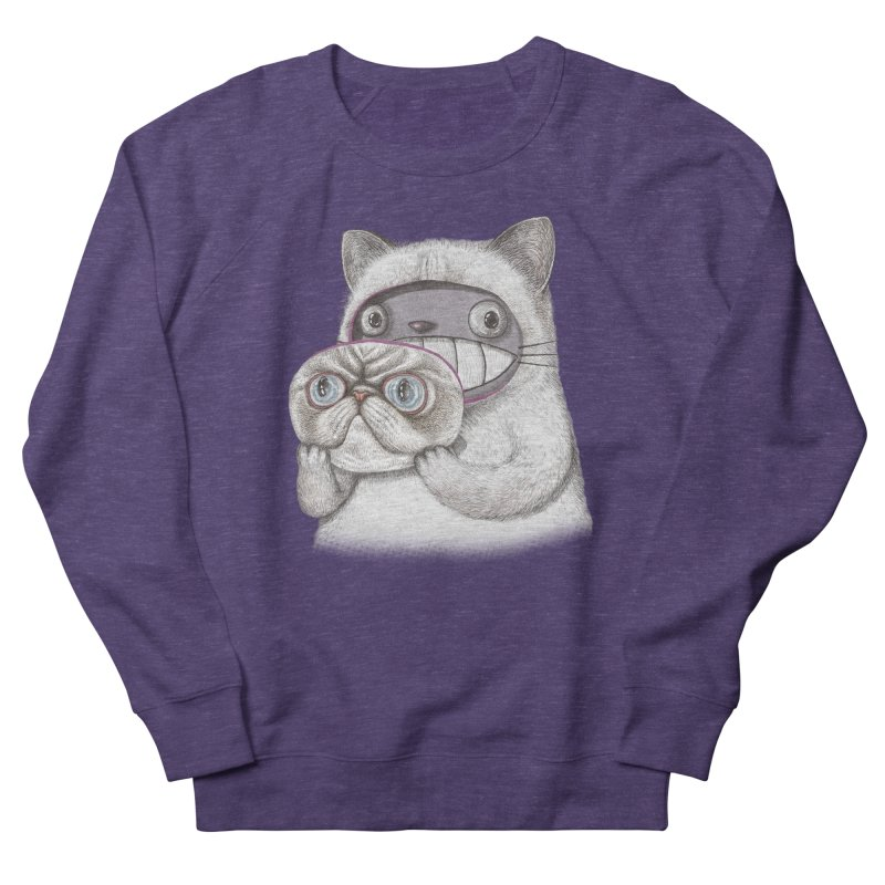 cheeze Women's Sweatshirt by makapa's Artist Shop