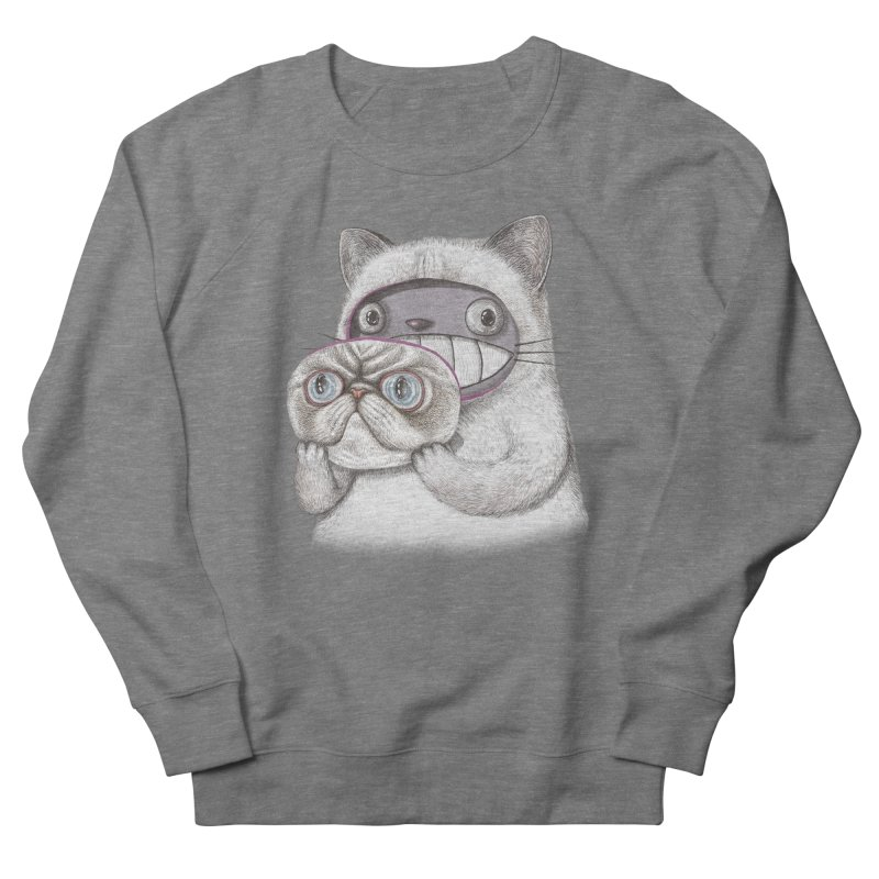 cheeze Men's Sweatshirt by makapa's Artist Shop