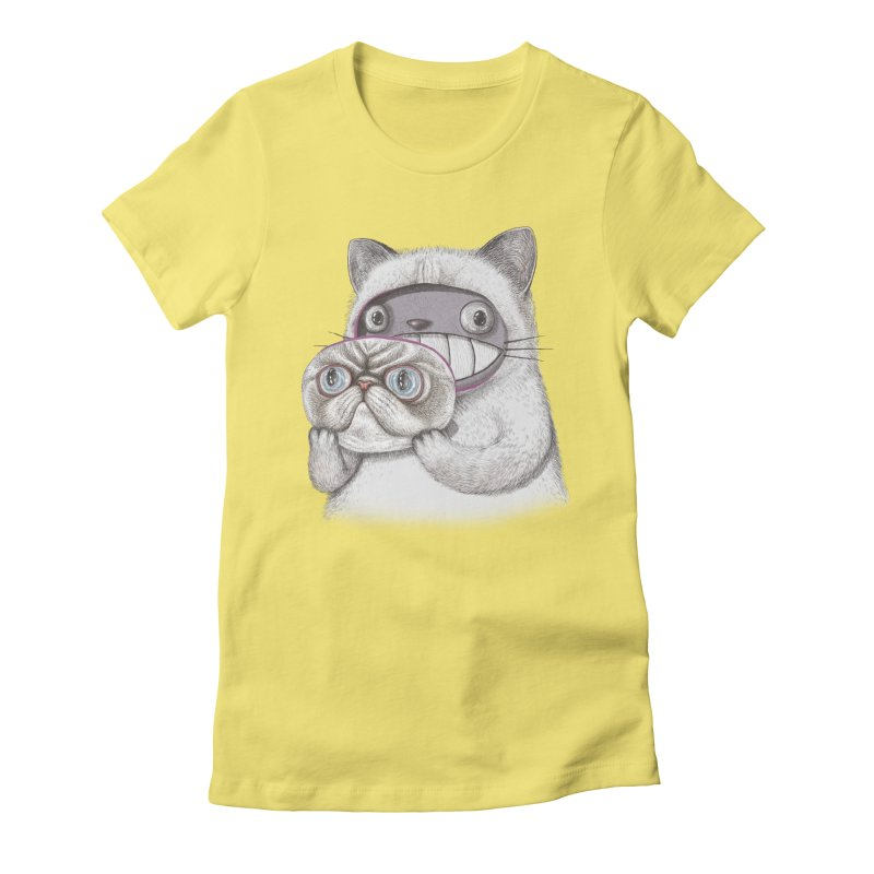 cheeze Women's T-Shirt by makapa's Artist Shop