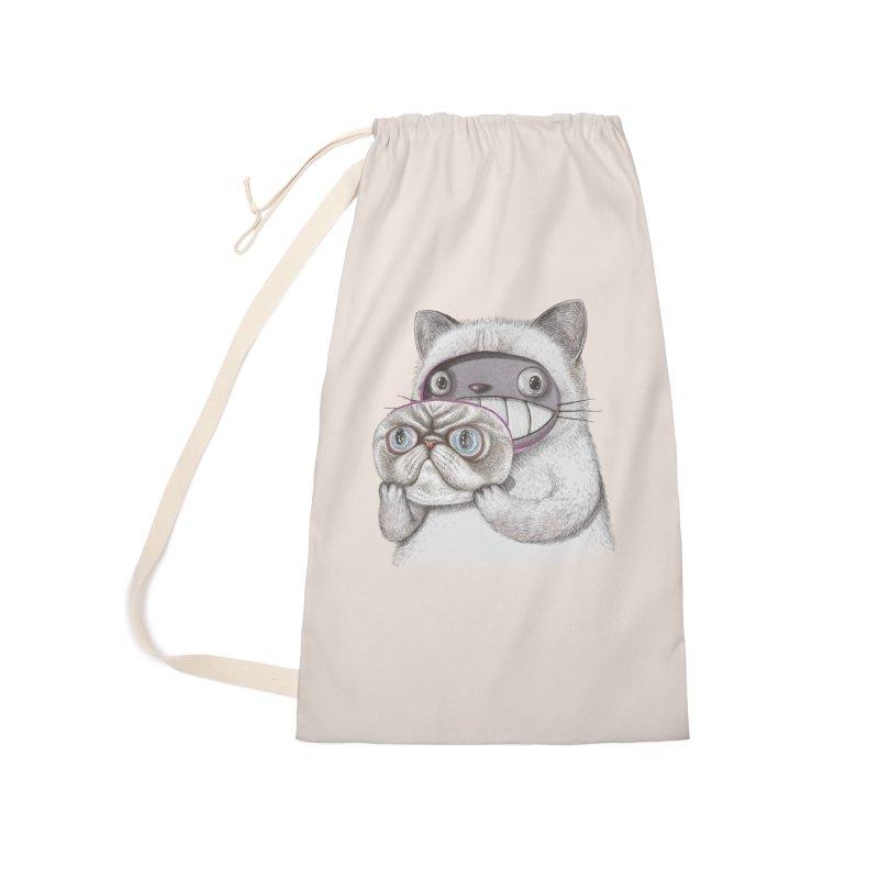 cheeze Accessories Bag by makapa's Artist Shop