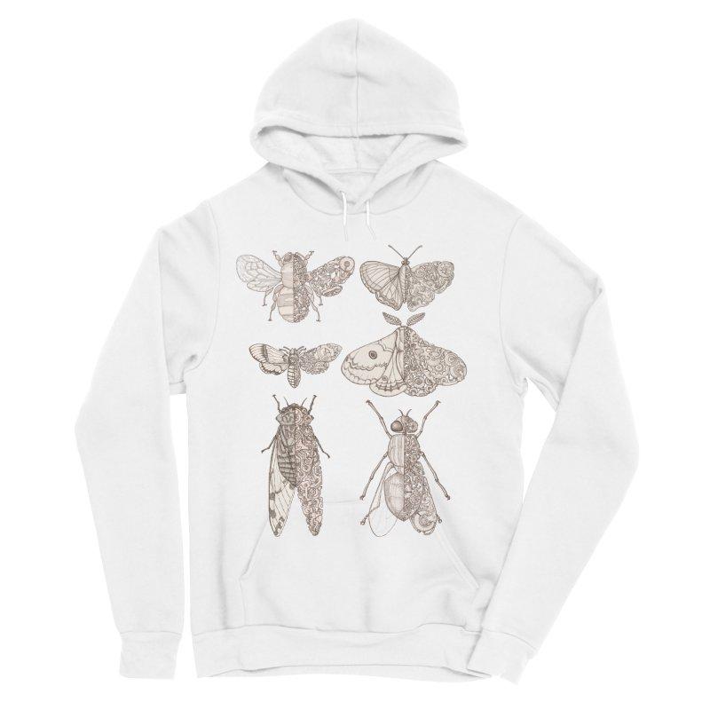 sci-fly collection Women's Sponge Fleece Pullover Hoody by makapa's Artist Shop