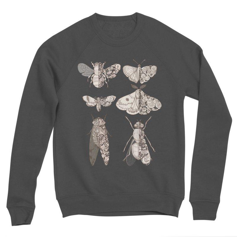 sci-fly collection Men's Sponge Fleece Sweatshirt by makapa's Artist Shop