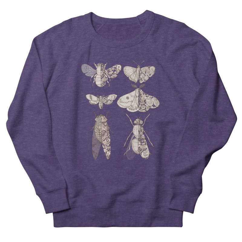 sci-fly collection Men's Sweatshirt by makapa's Artist Shop