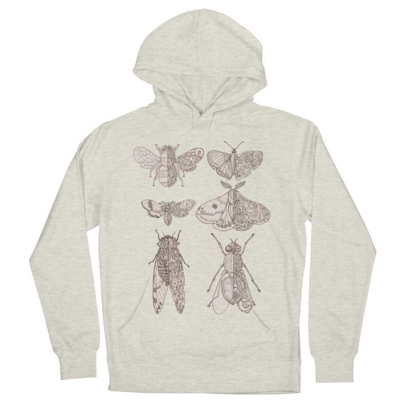 sci-fly collection Women's French Terry Pullover Hoody by makapa's Artist Shop