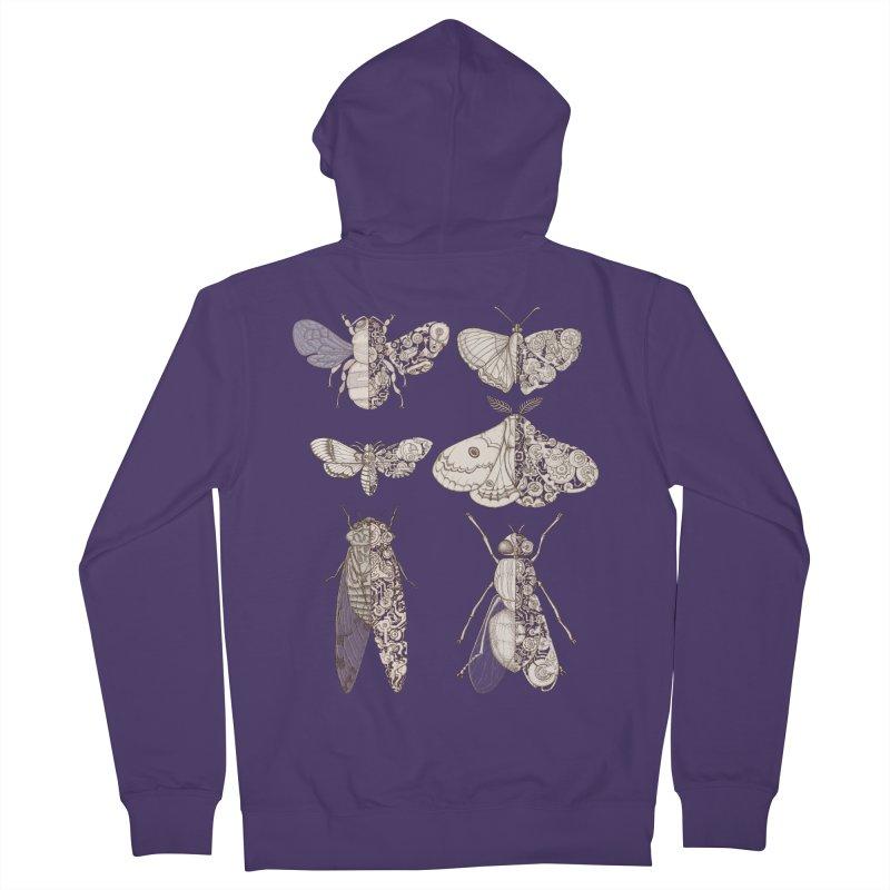 sci-fly collection Women's Zip-Up Hoody by makapa's Artist Shop