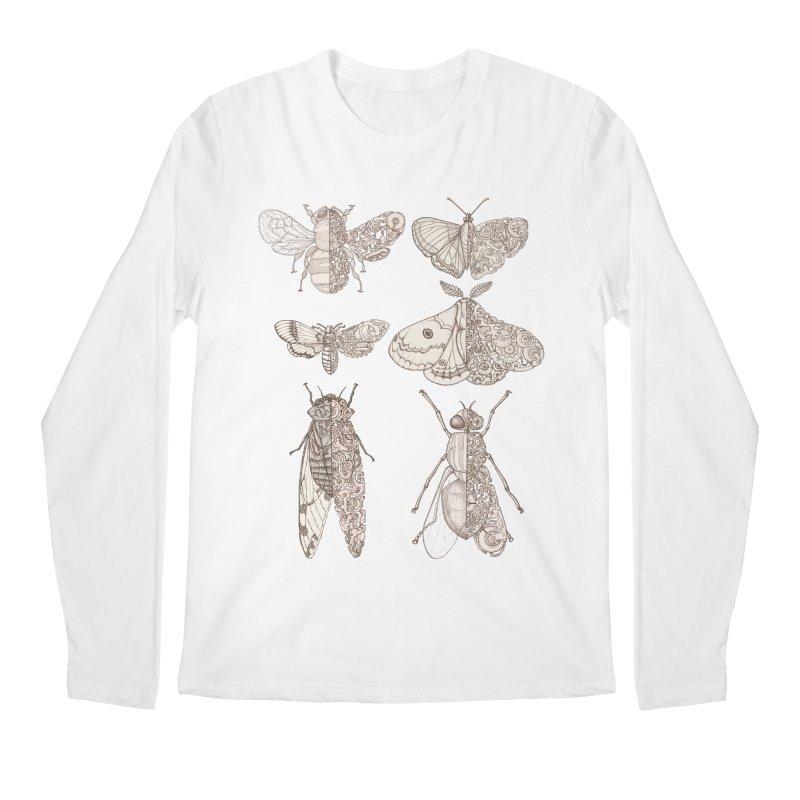 sci-fly collection Men's Regular Longsleeve T-Shirt by makapa's Artist Shop