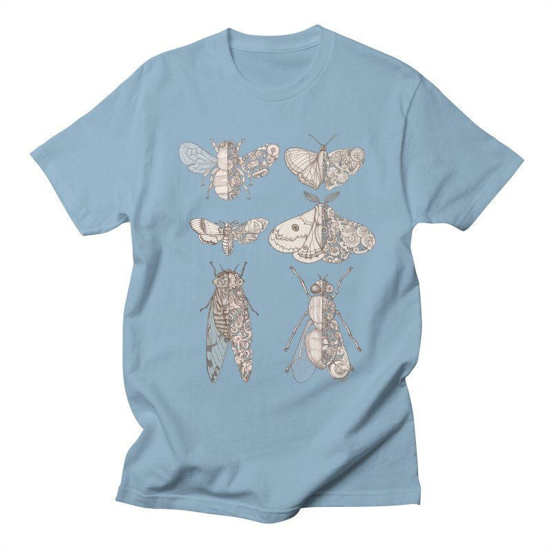 sci-fly collection Women's Regular Unisex T-Shirt by makapa's Artist Shop