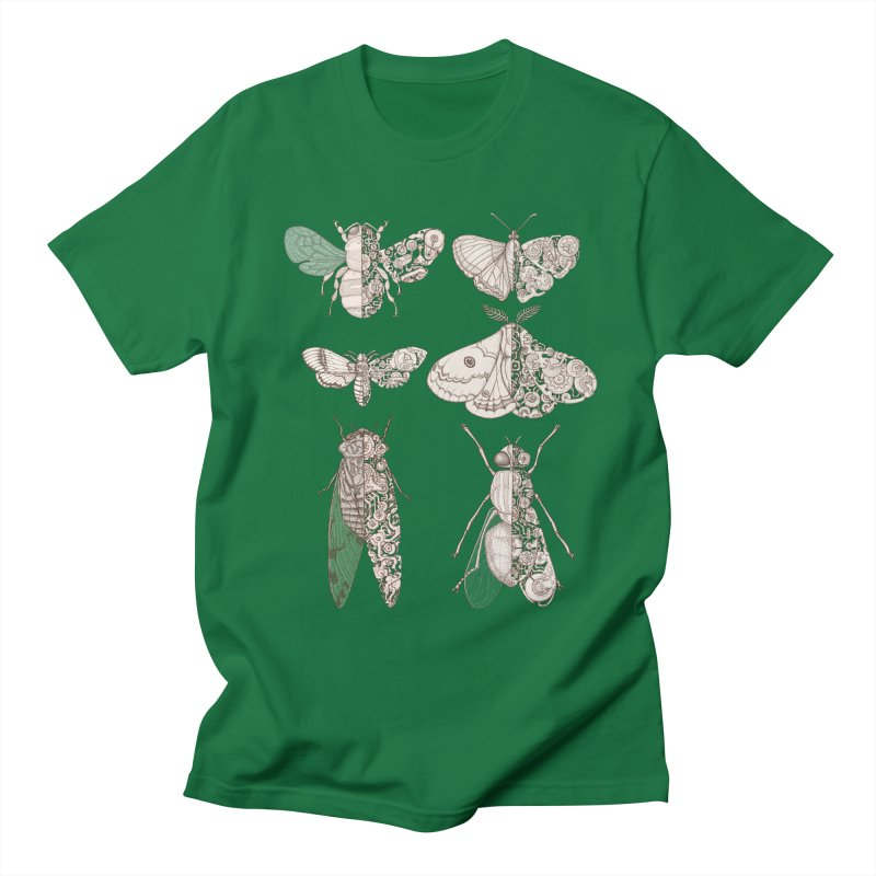sci-fly collection Men's T-Shirt by makapa's Artist Shop