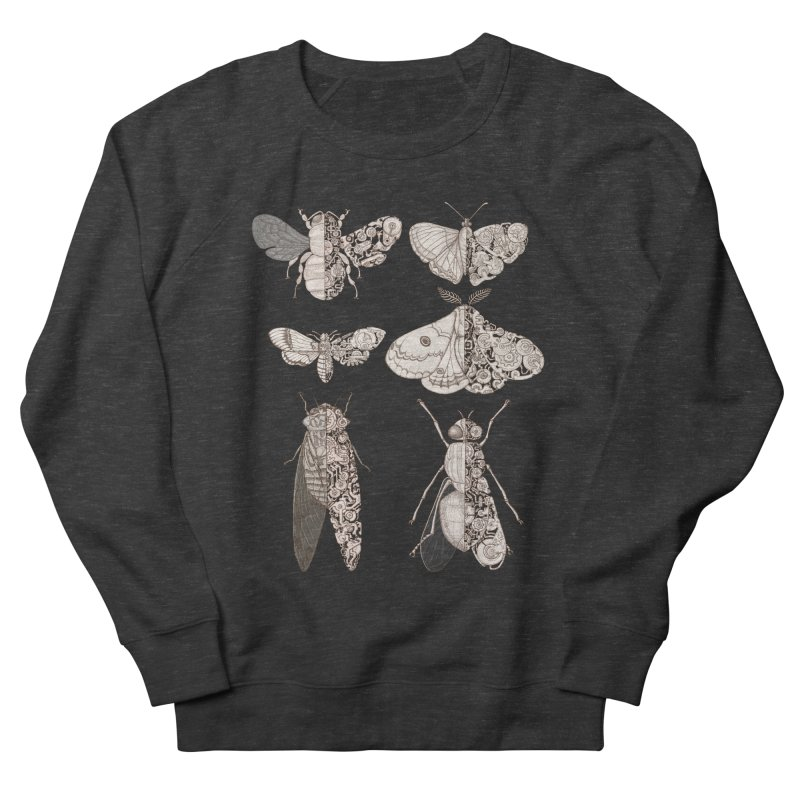sci-fly collection Women's French Terry Sweatshirt by makapa's Artist Shop