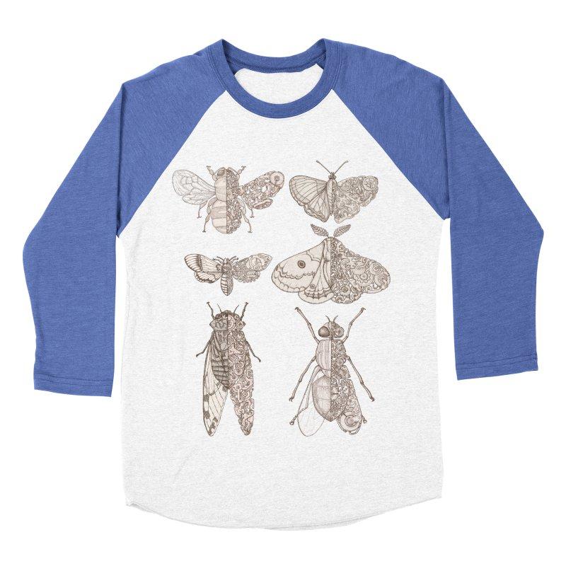 sci-fly collection Women's Longsleeve T-Shirt by makapa's Artist Shop