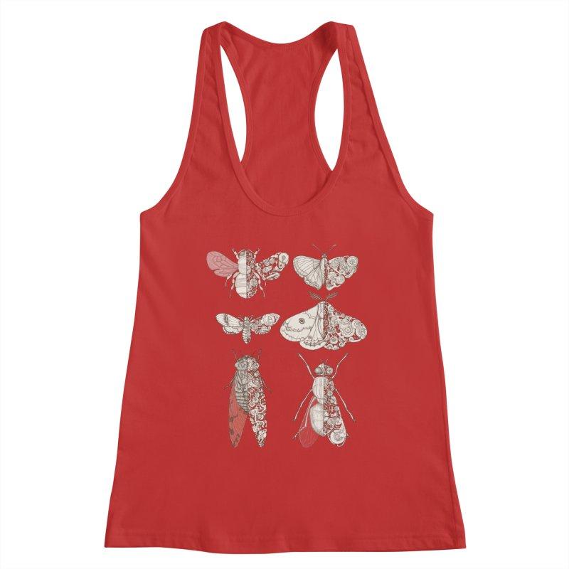 sci-fly collection Women's Tank by makapa's Artist Shop
