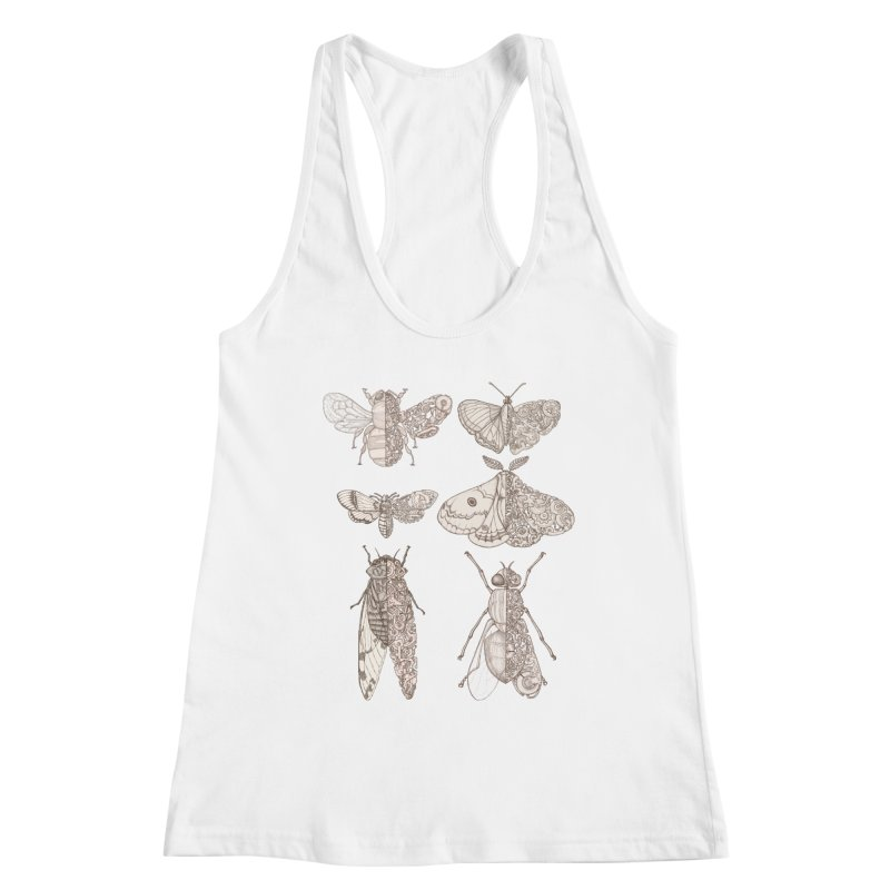 sci-fly collection Women's Tank by makapa's Artist Shop