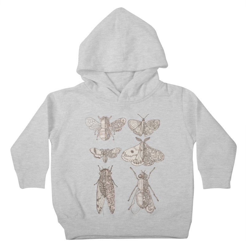 sci-fly collection Kids Toddler Pullover Hoody by makapa's Artist Shop