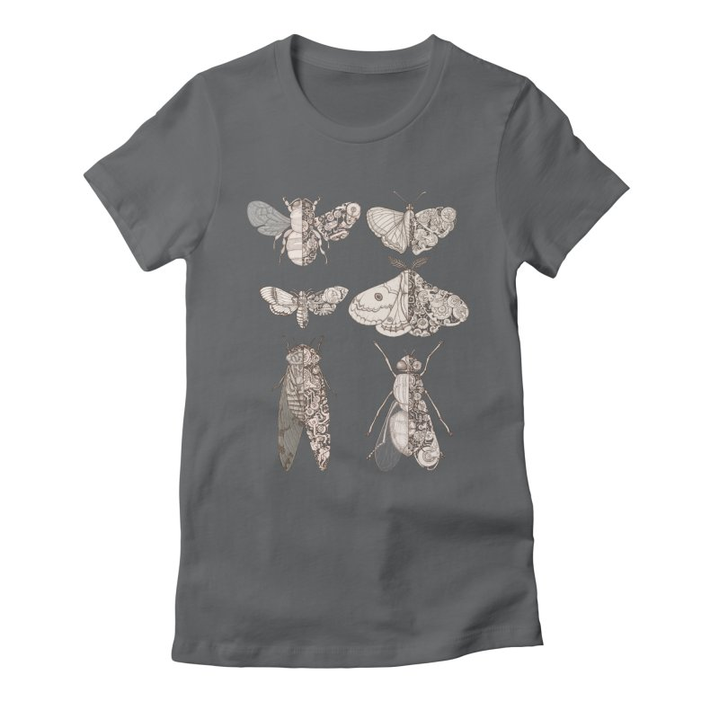 sci-fly collection Women's T-Shirt by makapa's Artist Shop