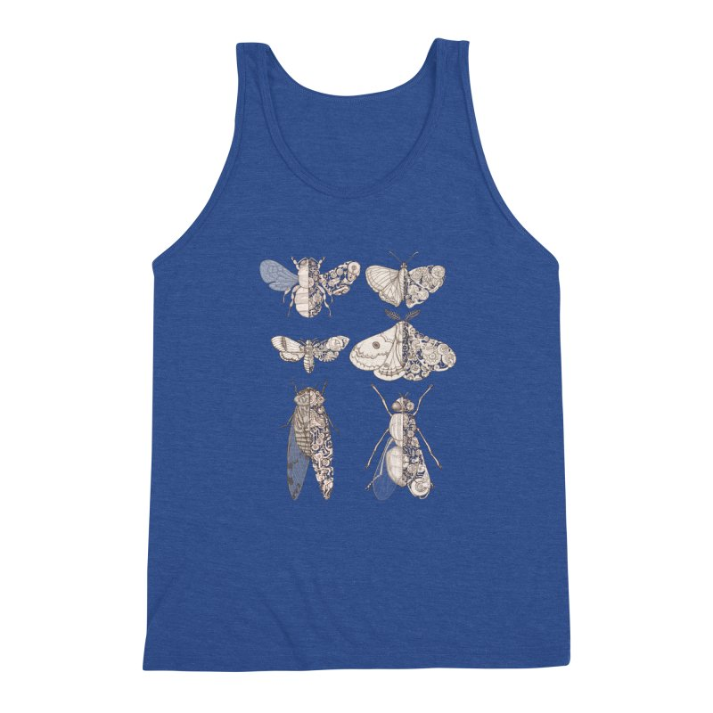 sci-fly collection Men's Tank by makapa's Artist Shop