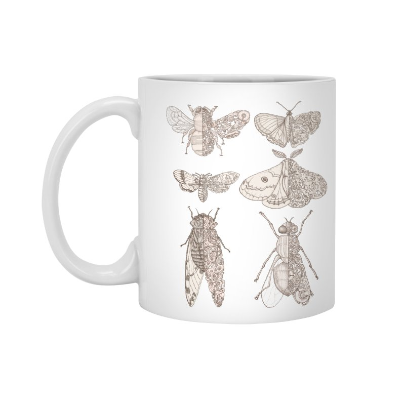 sci-fly collection Accessories Standard Mug by makapa's Artist Shop