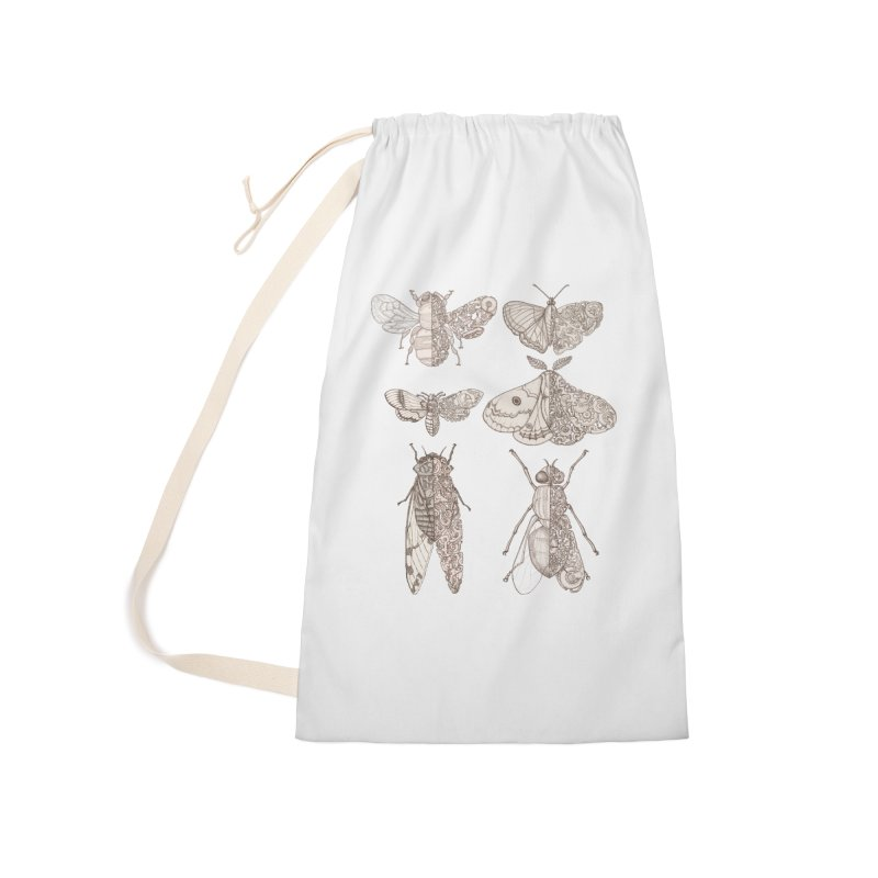 sci-fly collection Accessories Laundry Bag Bag by makapa's Artist Shop