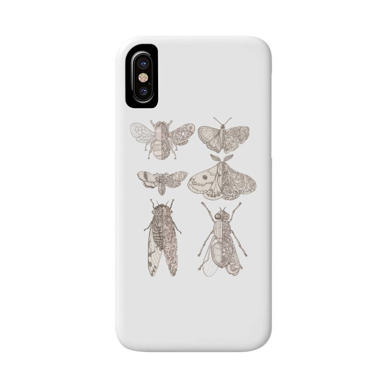 sci-fly collection Accessories Phone Case by makapa's Artist Shop