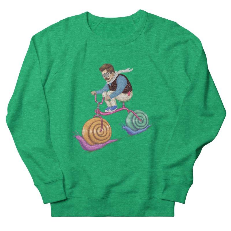 snails bike teen spirit Men's Sweatshirt by makapa's Artist Shop