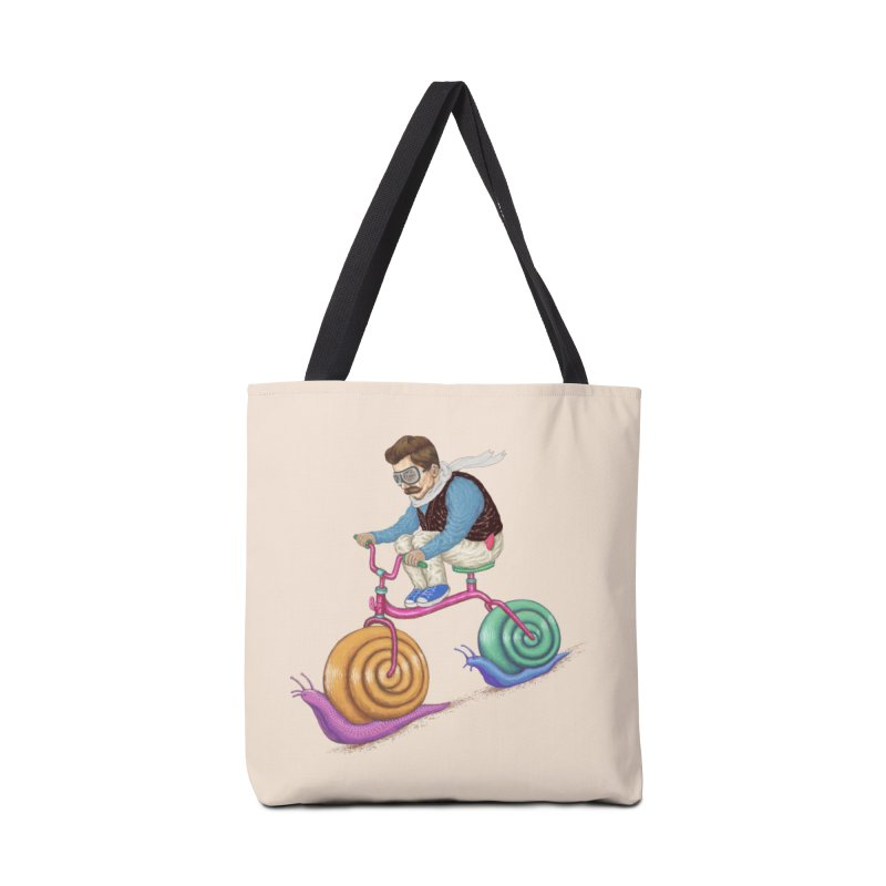 snails bike teen spirit Accessories Bag by makapa's Artist Shop