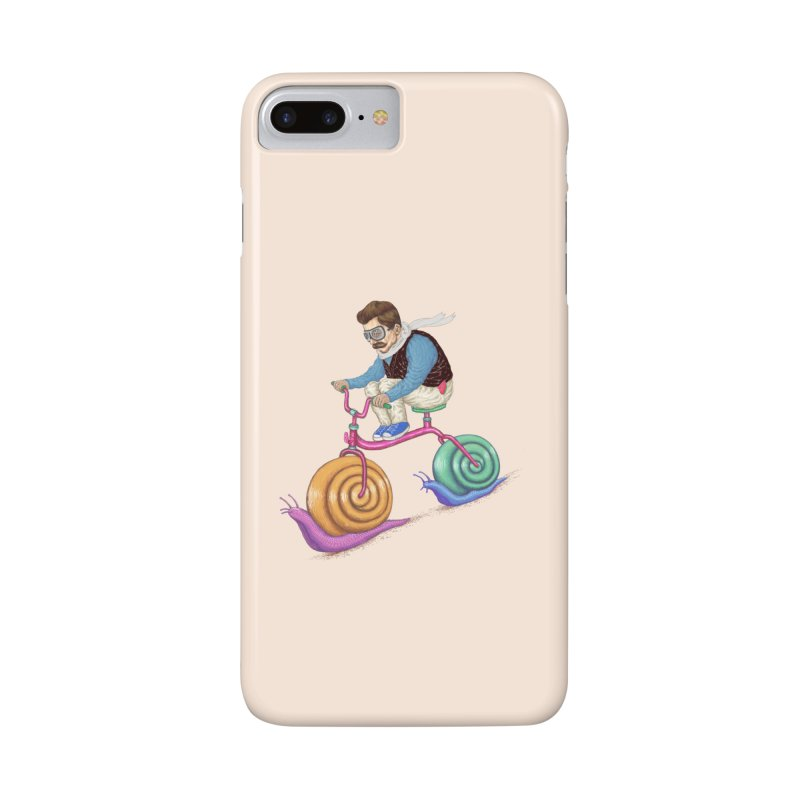 snails bike teen spirit Accessories Phone Case by makapa's Artist Shop