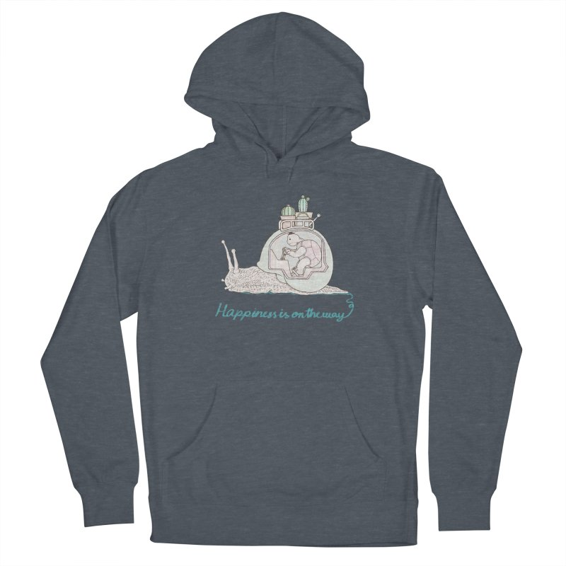 happiness is on the way Women's Pullover Hoody by makapa's Artist Shop