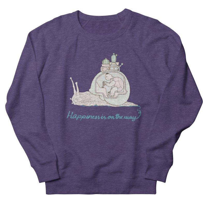 happiness is on the way Women's Sweatshirt by makapa's Artist Shop
