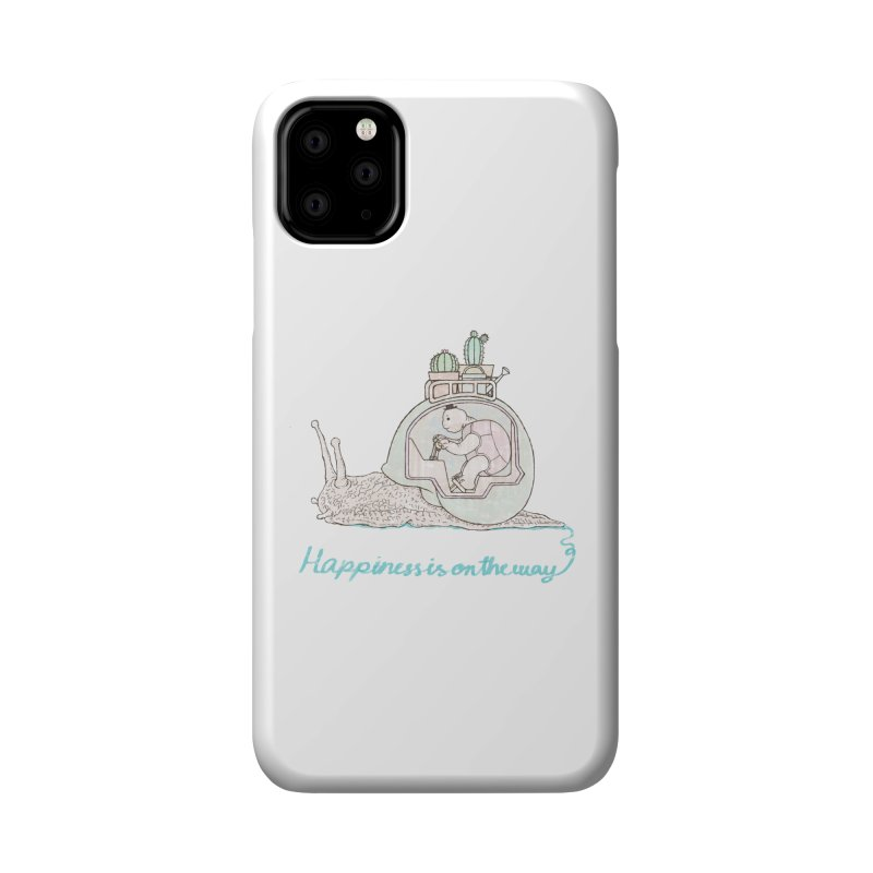 happiness is on the way Accessories Phone Case by makapa's Artist Shop