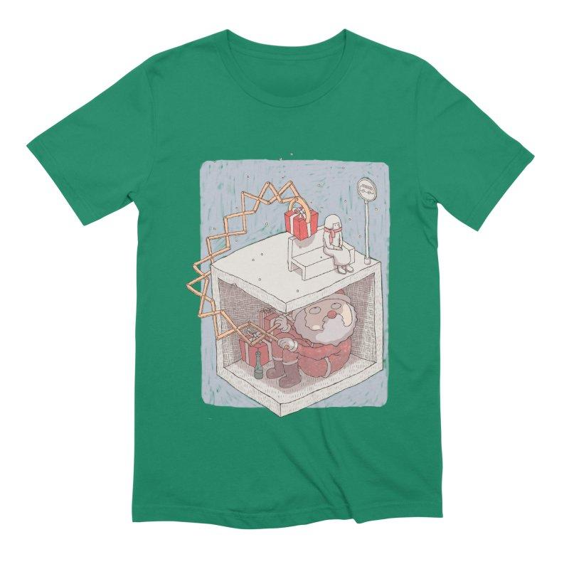 magic gift Men's Extra Soft T-Shirt by makapa's Artist Shop