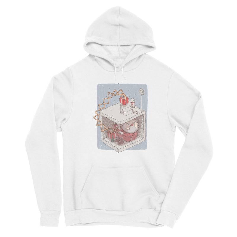 magic gift Men's Pullover Hoody by makapa's Artist Shop