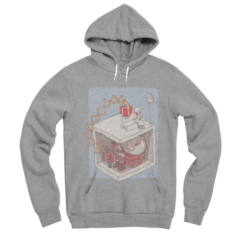 magic gift Men's Sponge Fleece Pullover Hoody by makapa's Artist Shop