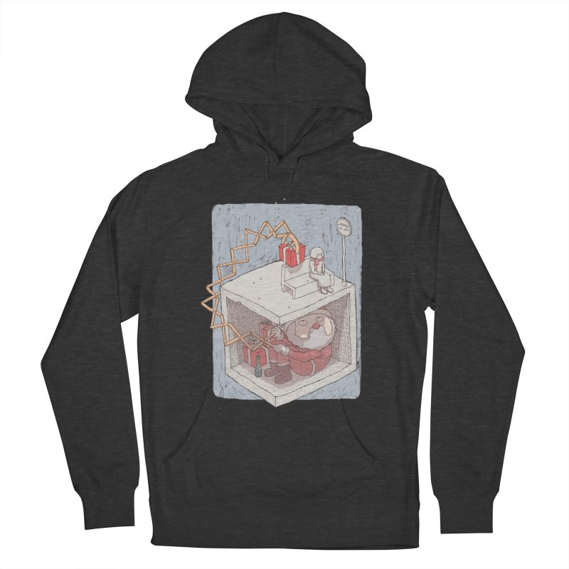 magic gift Men's Pullover Hoody by makapa's Artist Shop