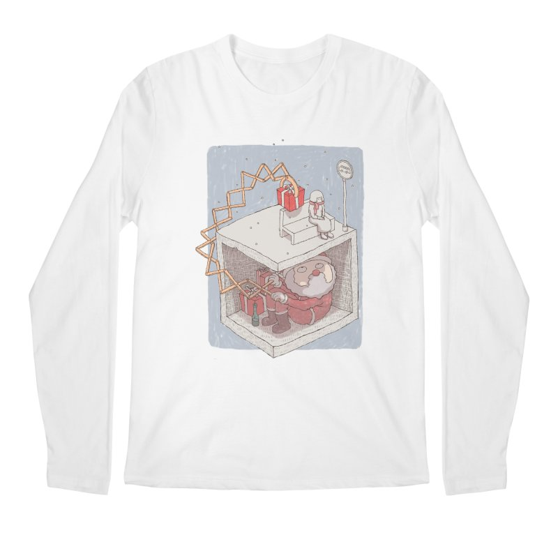 magic gift Men's Longsleeve T-Shirt by makapa's Artist Shop