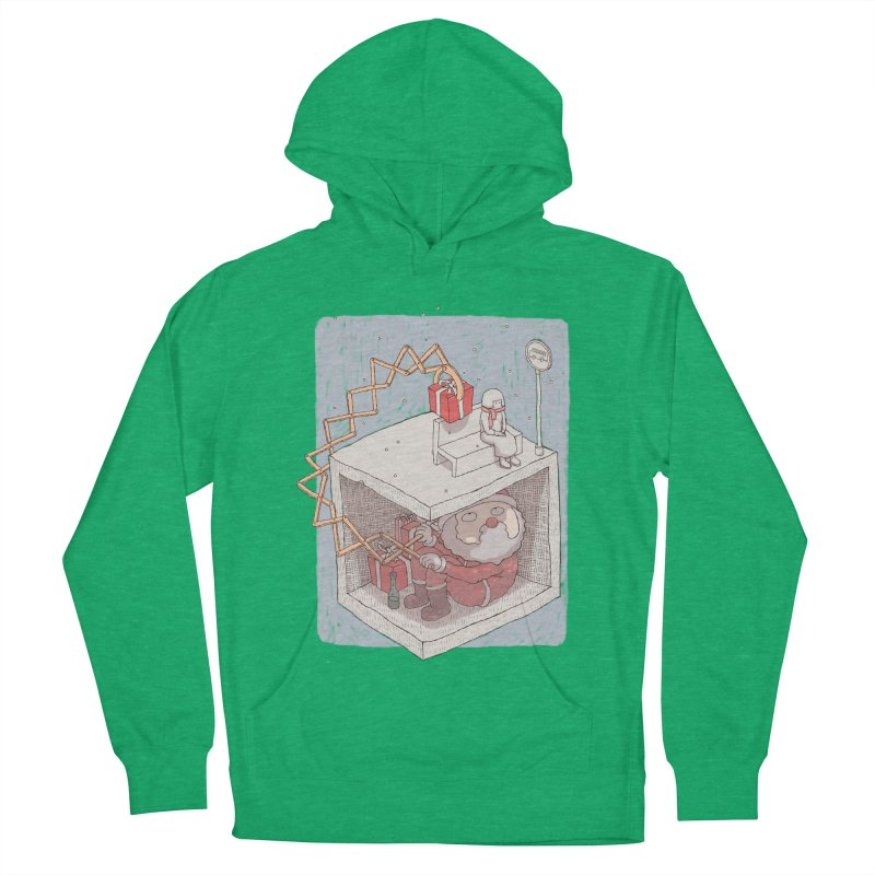 magic gift Women's French Terry Pullover Hoody by makapa's Artist Shop
