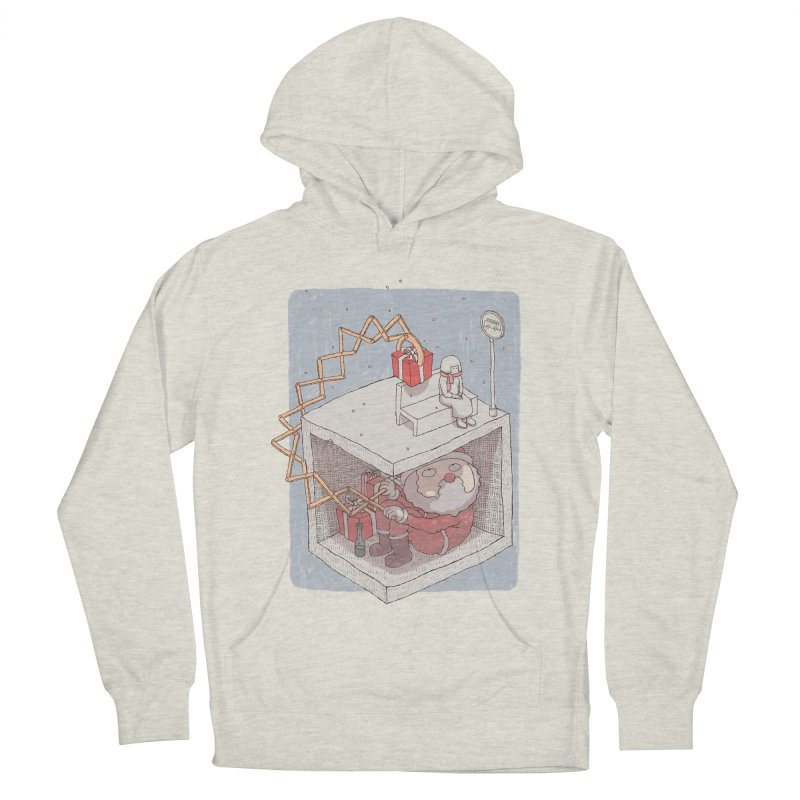 magic gift Men's French Terry Pullover Hoody by makapa's Artist Shop