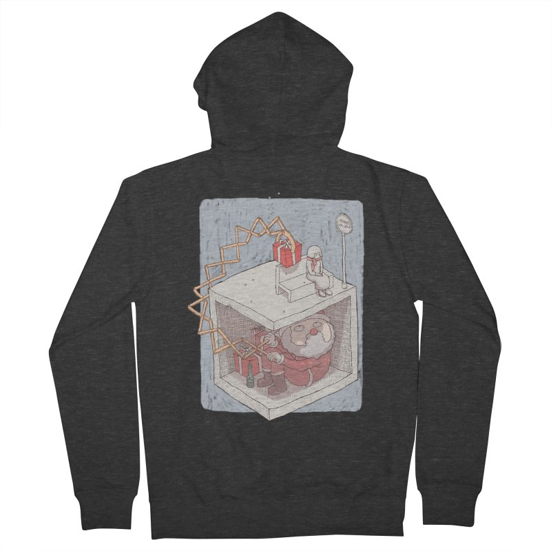 magic gift Women's Zip-Up Hoody by makapa's Artist Shop