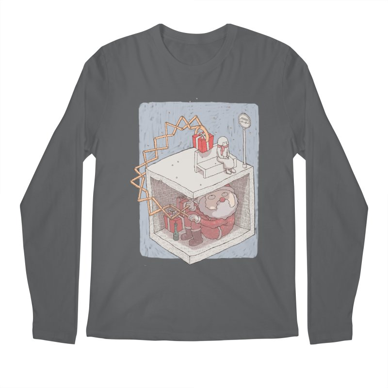 magic gift Men's Regular Longsleeve T-Shirt by makapa's Artist Shop