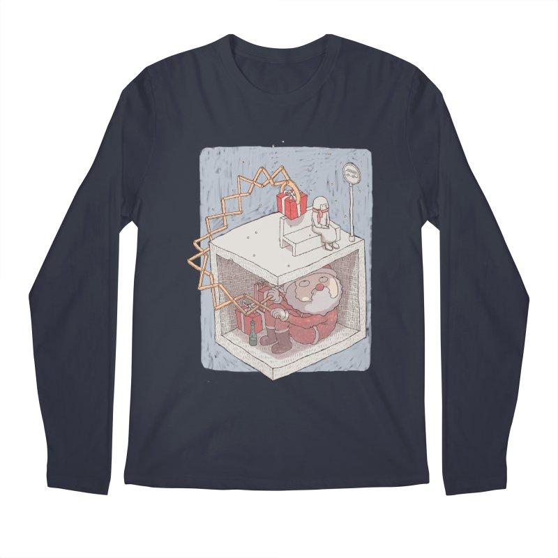 magic gift Men's Longsleeve T-Shirt by makapa's Artist Shop