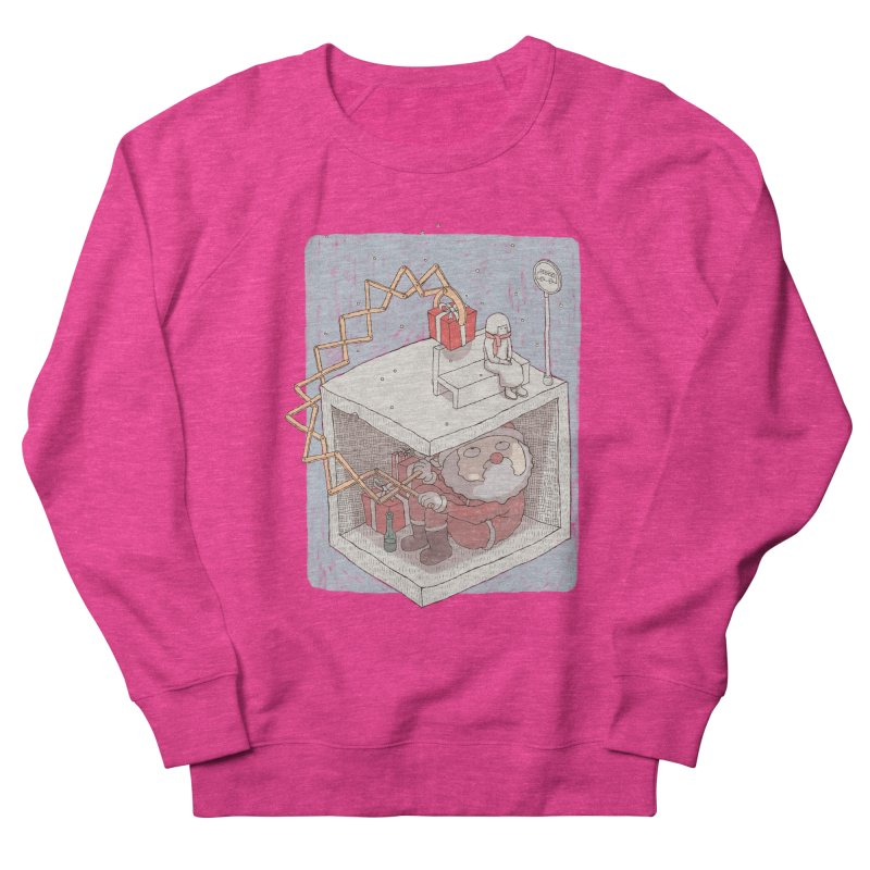 magic gift Women's French Terry Sweatshirt by makapa's Artist Shop