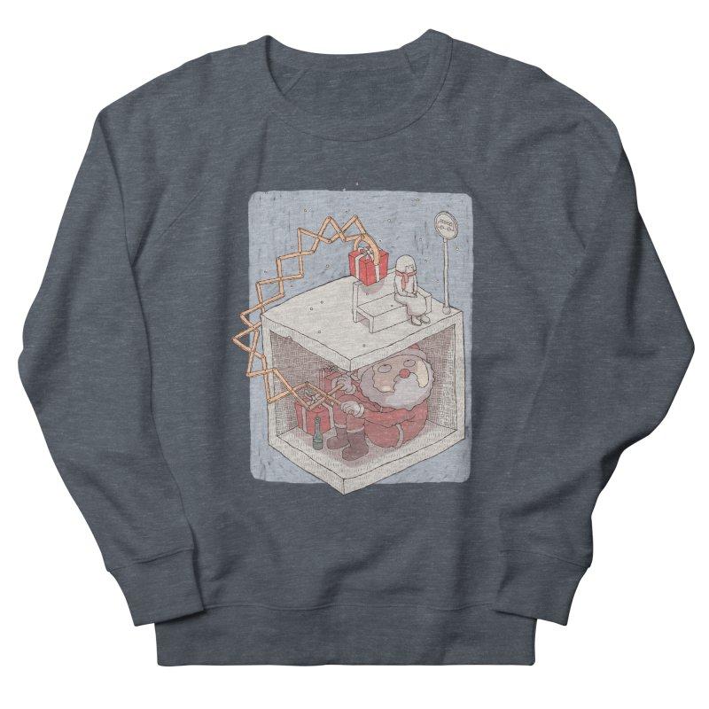 magic gift Men's French Terry Sweatshirt by makapa's Artist Shop