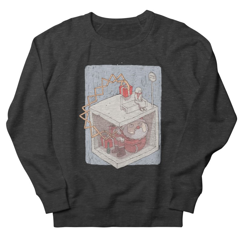 magic gift Men's French Terry Sweatshirt by makapa's Artist Shop
