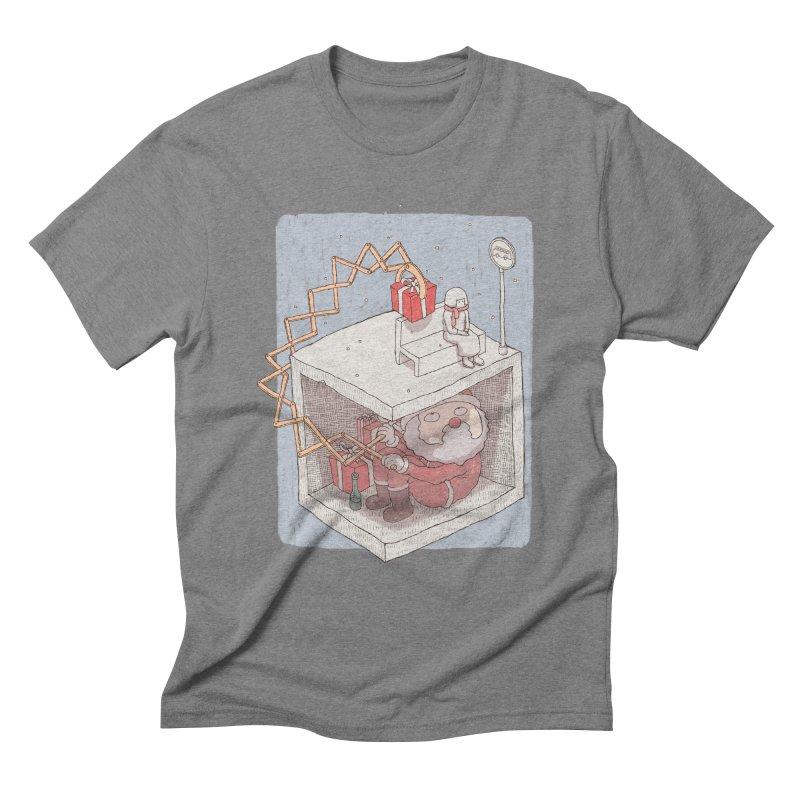 magic gift Men's Triblend T-Shirt by makapa's Artist Shop