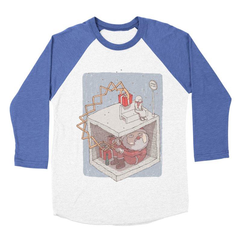 magic gift Women's Baseball Triblend Longsleeve T-Shirt by makapa's Artist Shop