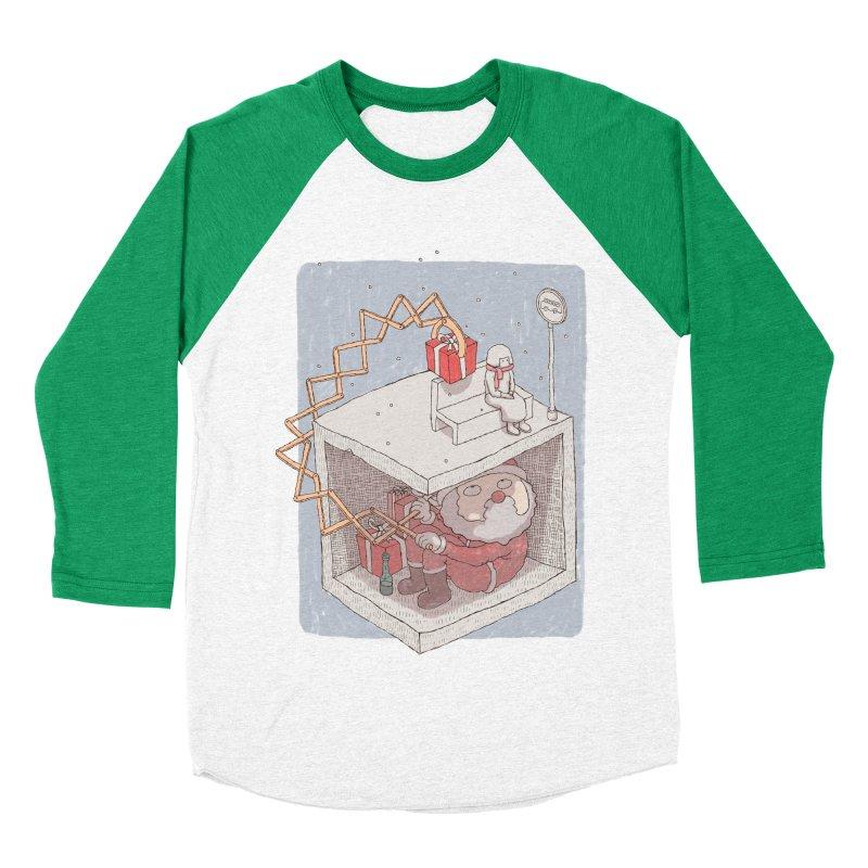 magic gift Men's Baseball Triblend Longsleeve T-Shirt by makapa's Artist Shop